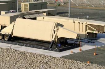 ABD  AN/TPY-2 - Kısa ve orta menzilli anti balistik savunma sistemi