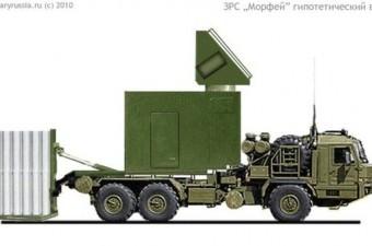 RUSYA  Morfei - Kısa menzilli hava savunma sistemi