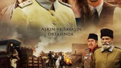 Osmanlı Subayı - The Ottoman Lieutenant 2017 Fragmanı