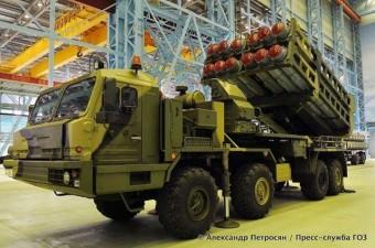 RUSYA  Vityaz - Orta menzilli hava savunma sistemi