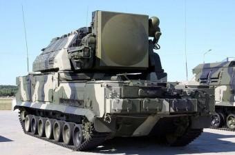 RUSYA  Tor-M2 - Kısa menzilli hava savunma sistemi
