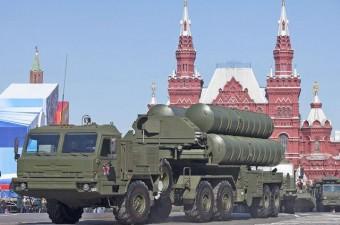 RUSYA  S-400 - Uzun menzilli hava savunma sistemi