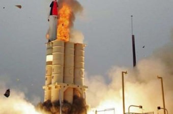İSRAİL  Hetz-3 hava savunma sistemi