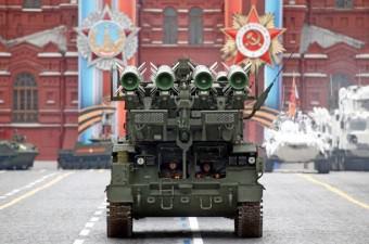 RUSYA  Buk - Kısa menzilli hava savunma sistemi