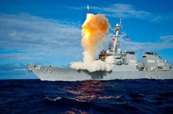ABD  Deniz bazlı Aegis 5.1 hava savunma sistemi