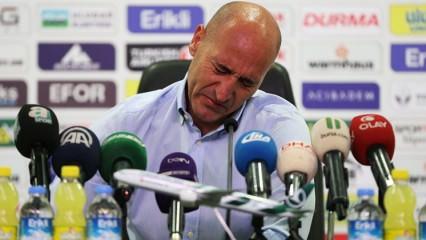 Süper Lig'de şok istifa! Canlı yayında açıkladı