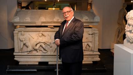 Herakles'in Son Sergisi Cenevre'de