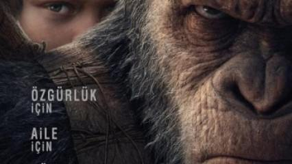 Maymunlar Cehennemi 3: Savaş - War for the Planet of the Apes 2017 Fragmanı