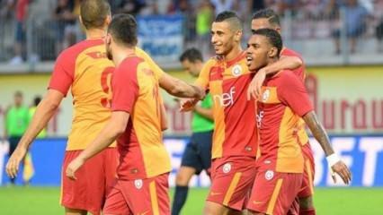 Galatasaray sezonu açıyor! Muhtemel 11'ler
