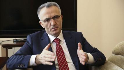 Maliye Bakanı Ağbal'dan flaş vergi indirimi açıklaması