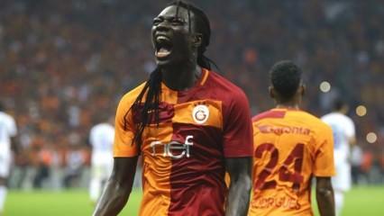 Galatasaray'da Gomis gerçeği! 3 yıl önce...