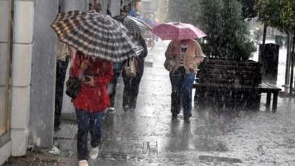 Meteoroloji'den haftasonu için uyarı üstüne uyarı geliyor