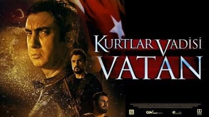 'Kurtlar Vadisi Vatan' filminin galası yapıldı