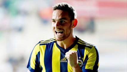 Janssen: Fenerbahçe kurtuluşum oldu!