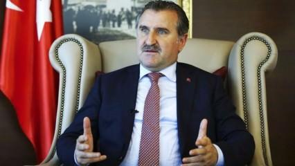 Bakan Bak'tan yabancı sınırı açıklaması!