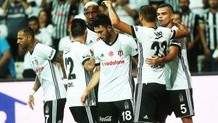 Monaco-Beşiktaş maçında muhtemel 11'ler