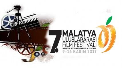 7. Malatya Uluslararası Film Festivali'nin programı belli oldu