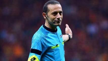 FIFA'dan Cüneyt Çakır kararı! Dünya Kupası...
