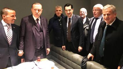 Hollandalı Başkan'dan Erdoğan'a 'Nasıl yaptınız?'