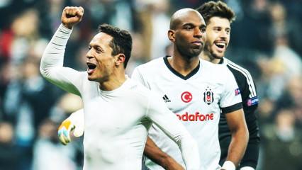 Türk futbolunun lokomotifi Beşiktaş!