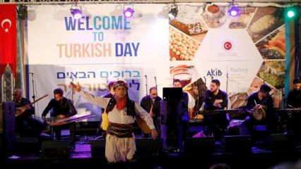 Kudüs'te Türk Günü etkinliği düzenlendi