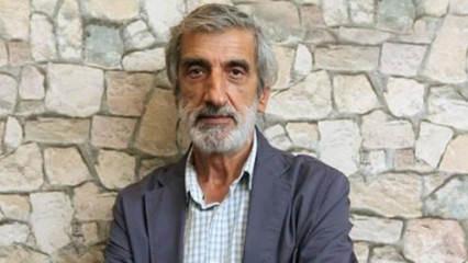 Usta sanatçı Ali Tekintüre Hayatını Kaybetti