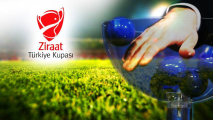 Türkiye Kupası'nda kuralar çekiliyor!
