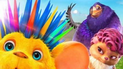 Bobi: Dikenlerin Gücü Adına! Bobby the Hedgehog 2017 Fragman