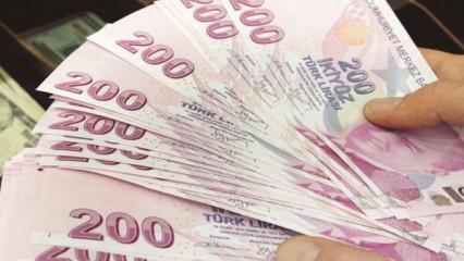 7 bin 500 lira ek ikramiye için son günler