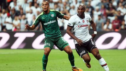 Bursa - Beşiktaş maçında muhtemel 11'ler