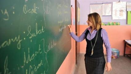 Öğretmen maaşlarında ilk!