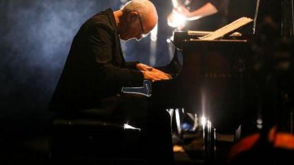 """""""Modern Çağın Mozart'ı"""" İstanbul'da konser verdi"""