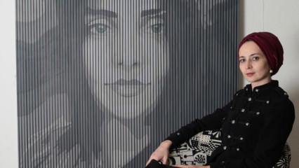 'Suret Defteri' sergisi sanat severlerle buluştu