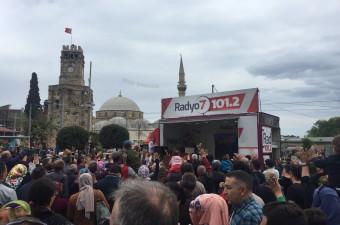 Radyo 7 Antalya'da Dinleyicileriyle Buluştu