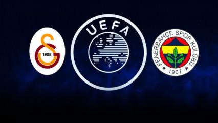G.Saray'ı UEFA'dan F.Bahçe kurtaracak!