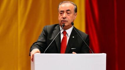 Galatasaray başkanı trafik kazası geçirdi!