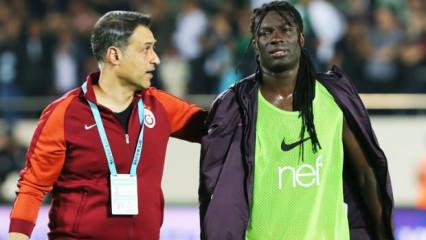 Gomis'ten penaltı sözleri! 'Bir daha...'