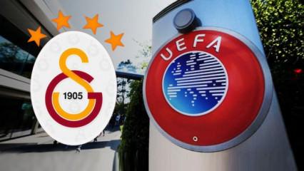 G.Saray'ın UEFA ile yaptığı anlaşma ortaya çıktı!