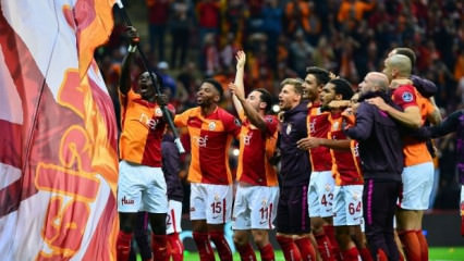 Galatasaray para bastı!
