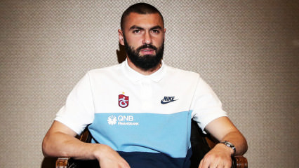Trabzonspor'dan flaş Burak Yılmaz açıklaması!