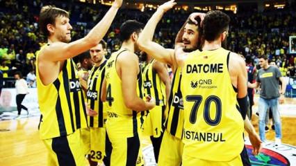 Haydi Fenerbahçe! Yolun sonu kupa olsun!