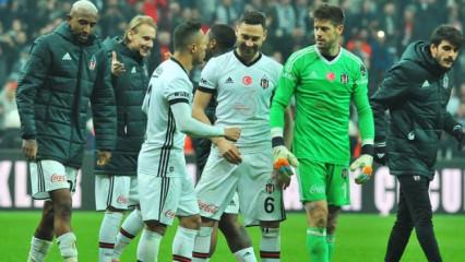 Beşiktaş'tan ayrılıyor! Yönetimden izin istedi