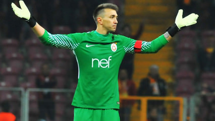 Galatasaray'dan şaşırtan Muslera kararı!