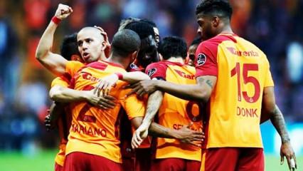 Galatasaray'ın kasası doldu! 38 milyon...