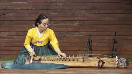 Başkentte 'Kore Geleneksel Müzik ve Dans Gösterisi' etkinliği