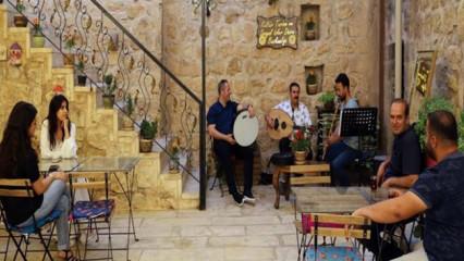 Mardin'de tarihi mekanlar müzikle şenleniyor