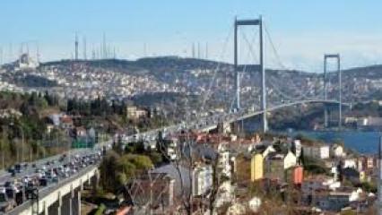 15 Temmuz Şehitler Köprüsü'nün Trafiğe Kapatıldı