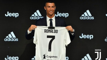 'Ronaldo vergiden kaçmak için gitti'