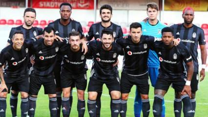 Beşiktaş Avrupa aşkına! Muhtemel 11'ler