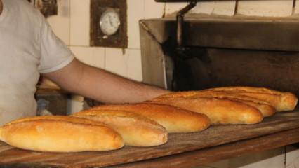 Ekmek zammına bakanlıktan müdahale geldi